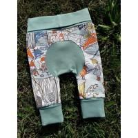 Pantalons Harem