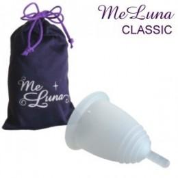 Meluna classique avec une tige - taille XL - blanche