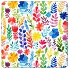 SHL - Fleurs aquarelle