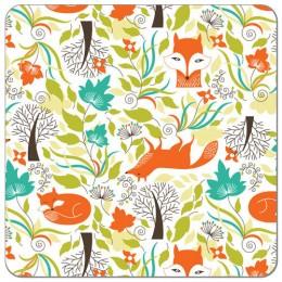 SHL - renards orange