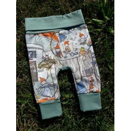 Miniloones (pantalon évolutif 0-6m) - Jersey