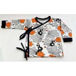 Brassière kimono - jersey